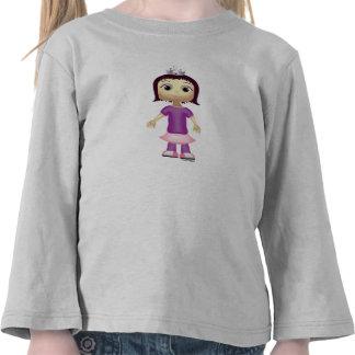 Princess Penny Toddler Long Sleeve Tee Shirts