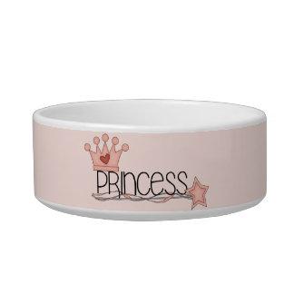 Princess Pet Dish