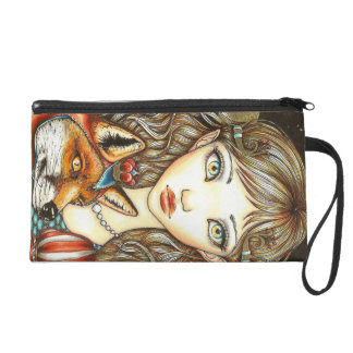 Princess Phoebe and Theodore the Great Wristlet Purse