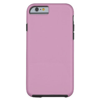 Princess Pink English Country Wedding Tough iPhone 6 Case