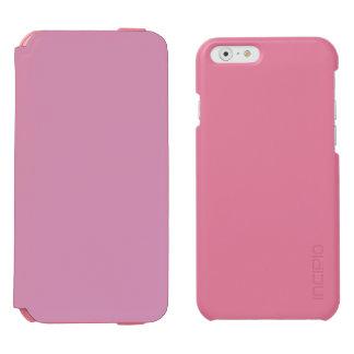 Princess Pink English Country Wedding Incipio Watson™ iPhone 6 Wallet Case