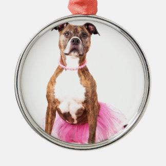 Princess Pitty Metal Ornament