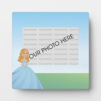 Princess Plaque Add Photo