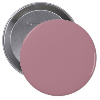 Princess Plum in an English Country Wedding 4 Inch Round Button