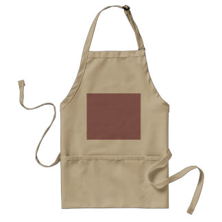 Princess Plum in an English Country Wedding Adult Apron