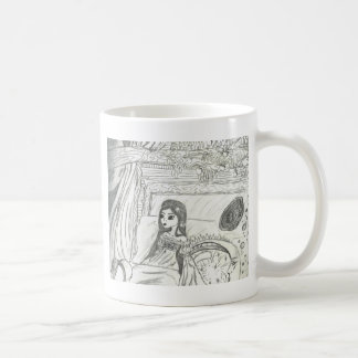 Princess Poem Coffee Mug