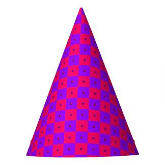 Princess Polka Dots-Mixed-PAPER PARTY HATS