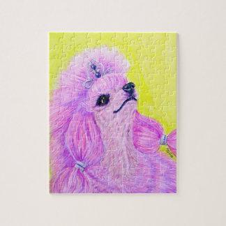 Princess Poodle Puzzles