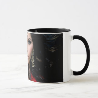 Princess Portrait Coffee Mug