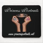 Princess Portraits Mousepad (Jewels-net)