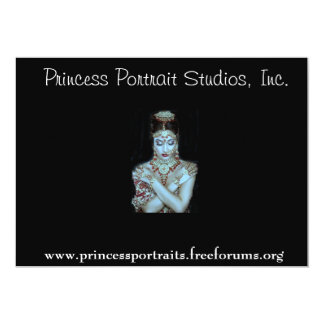PRINCESS PORTRAITS REFERRAL INVITATIONS