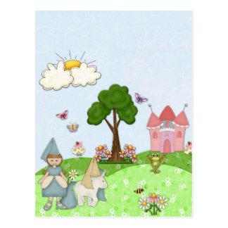 Princess Post Cards