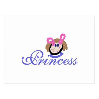 Princess Postcard