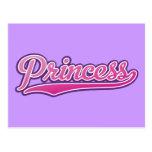 Princess Postcards