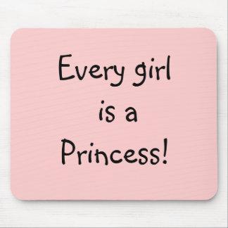 Princess Power! Mouse Pad