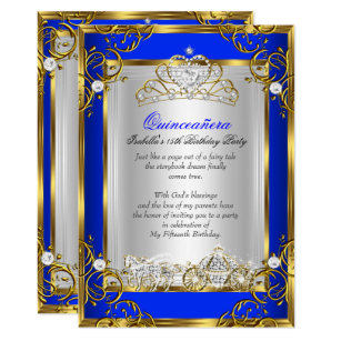 Royal Birthday Invitations Announcements Zazzle