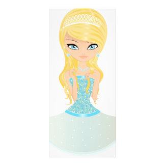 Princess Rack Card