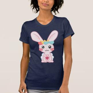 Princess Rainbow V-Neck Tee Shirt
