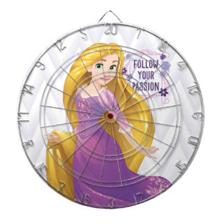 Princess Rapunzel Dartboard