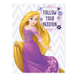 Princess Rapunzel Postcard