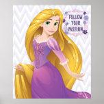 Princess Rapunzel Poster