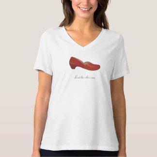 Princess' Red Shoes Women's T-Shirt
