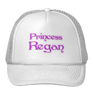 Princess Regan Hats
