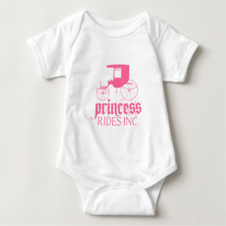 Princess Rides Inc. Baby Bodysuit