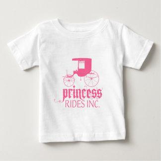 Princess Rides Inc. Baby T-Shirt