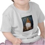Princess Riding King Polar Bear T-shirts