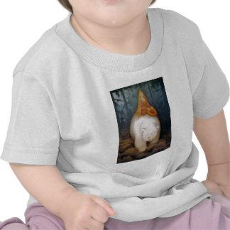 Princess Riding King Polar Bear T-shirts