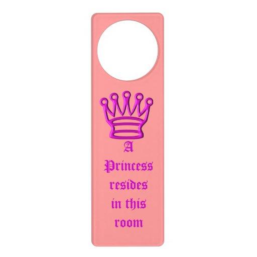 Dorm Room Door Hangers