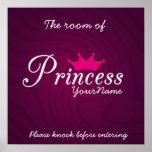 Princess Room Poster