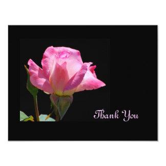 Princess Rose Thank You Card