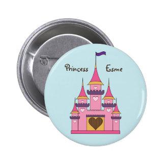 Princess' Royal Castle Button