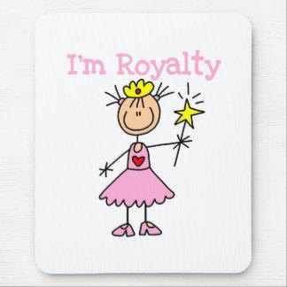 Princess Royalty Mouse Pad