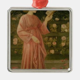 Princess Sabra  1865-66 Metal Ornament