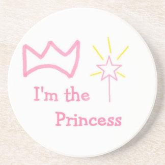 Princess Sandstone Coaster
