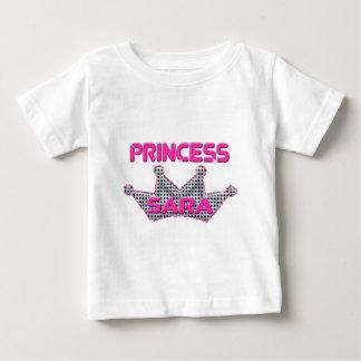 Princess Sara Baby T-Shirt