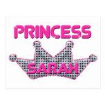 Princess Sarah Postcards