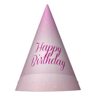 Princess Serena Birthday Party Hat