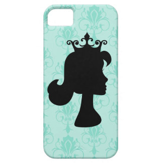 Princess Silhouette iPhone 5 Covers