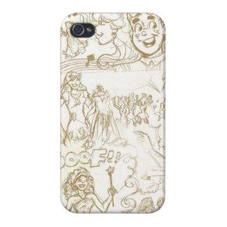 Princess Sketch Iphone Case