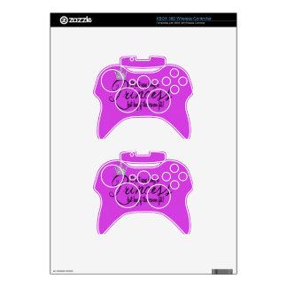 Princess Xbox 360 Controller Skin