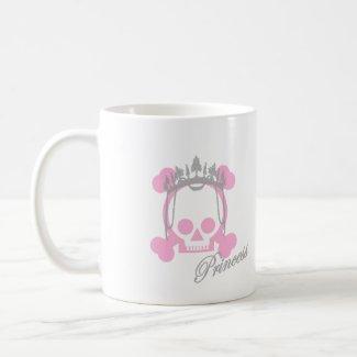 Princess Skull mug