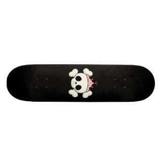 Princess Skull Skate Board Decks