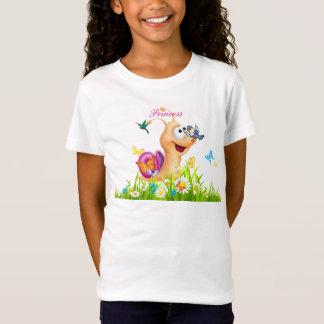 Princess Snail T-Shirt