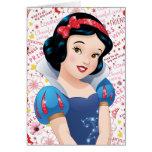 Princess Snow White Card