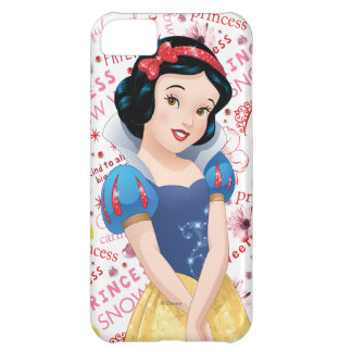 Princess Snow White Cover For iPhone 5C