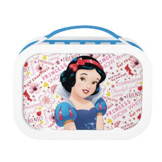 Princess Snow White Lunch Box at Zazzle
